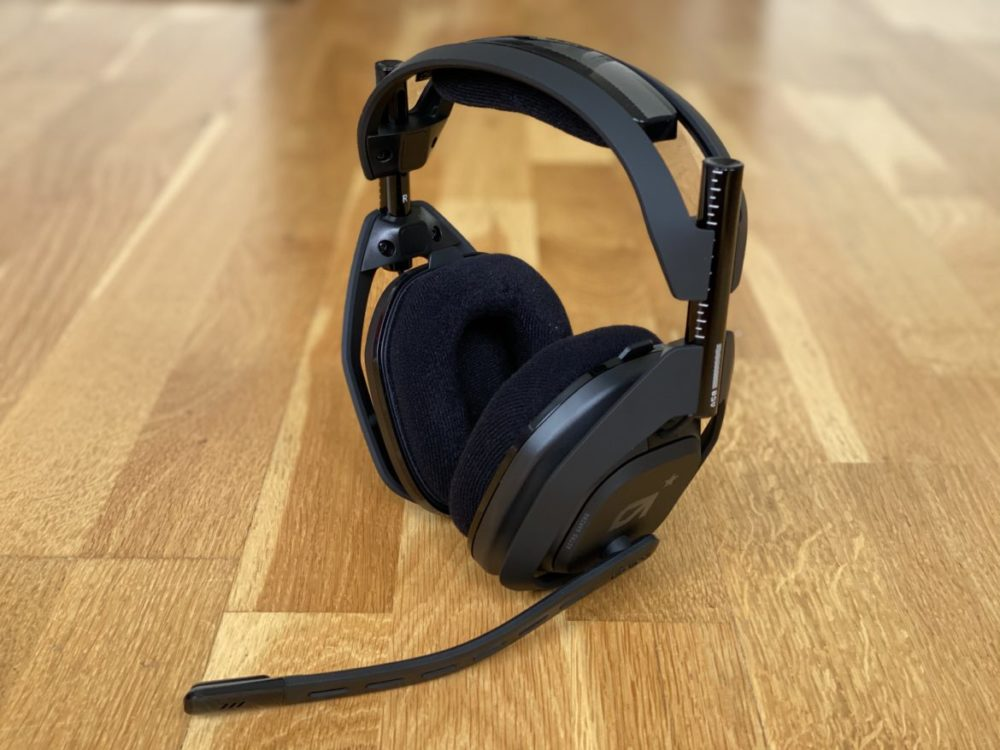 astro a50 standing gen 4 headphones
