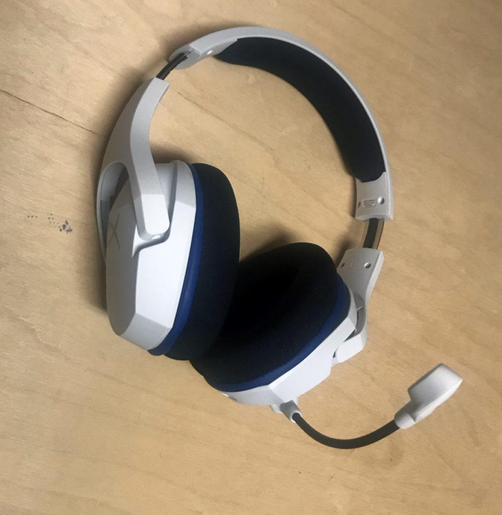 HyperX Cloud Stinger Core Wireless Headphones with extended mic. Photo: Senses.se